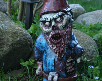 Zombie Gnomes Canada by RevenantFX on Etsy
