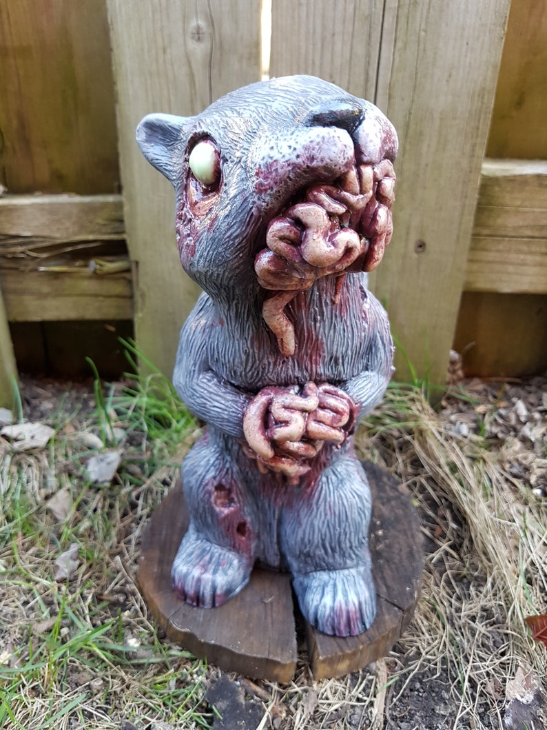 Carrion Merle The Infected Squirrel Grey image 0
