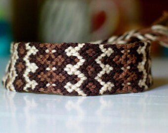 Chocolate Castle Friendship Bracelet