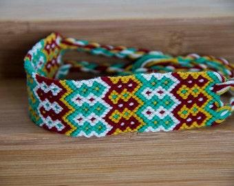 Classic Friendship Bracelet