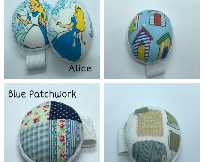 Hand Made Wrist Pin Cushions - Various Designs
