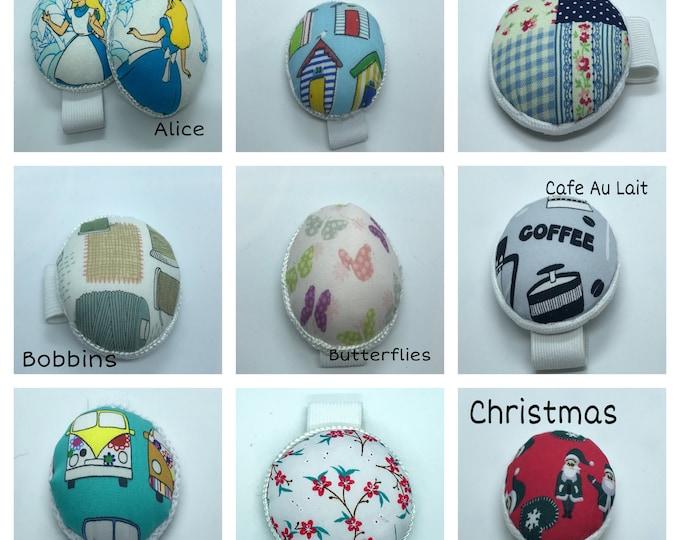 Hand Made Wrist Pin Cushions - Various Designs