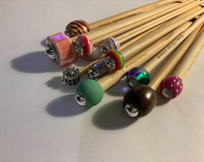 Full Set Of Beaded Crochet Hooks - without extras, just hooks