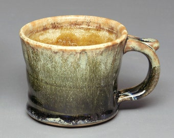 Small Mug for coffee, tea, or your drink of choice. Handmade and unique.