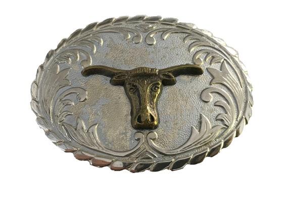 Vintage Pirate Skull Men/'s Belt Buckle for women Cowboy Native American Rodeo