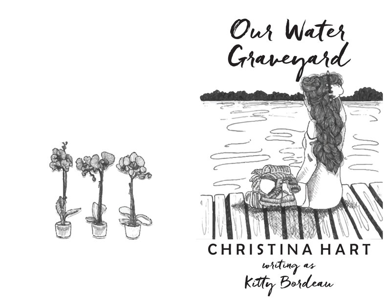 Signed Paperback: Our Water Graveyard image 0