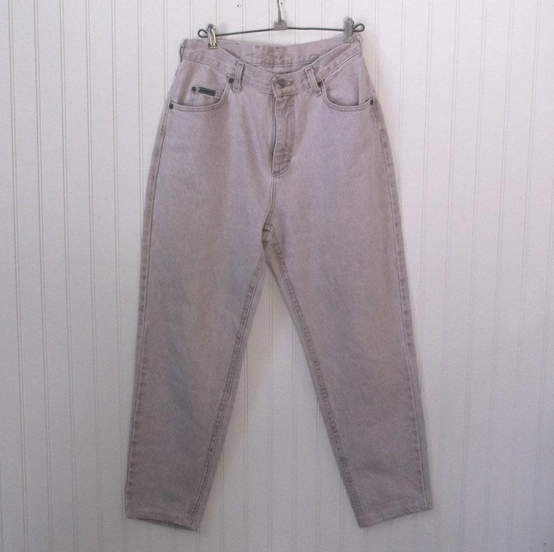 e06155e9a Vintage jeans high waisted jeans lee jeans mom jeans tan   Etsy