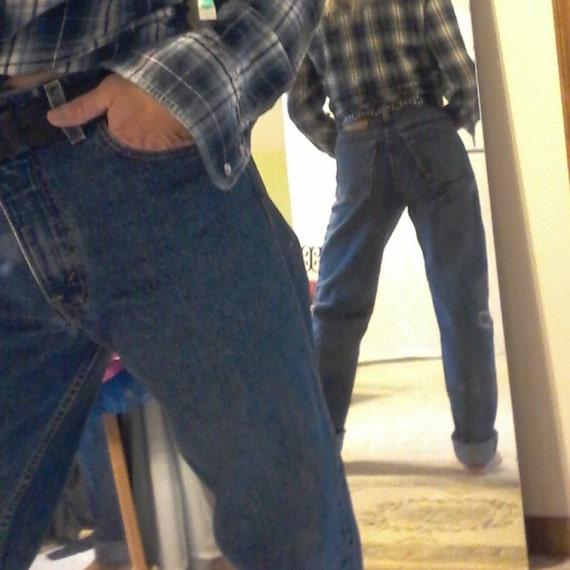 Vintage jeans, vintage Levis, 550s, mens, unisex,… - image 1