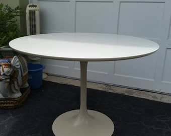 Tulip Table Base Etsy - Tulip pedestal table base