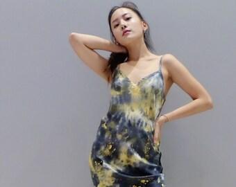 e21bb5eb472de Handmade Silk Slip Dress