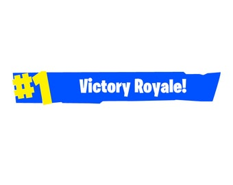 Fortnite Battle Royale Victory Royale Logo 8 Fortnite Youtubers
