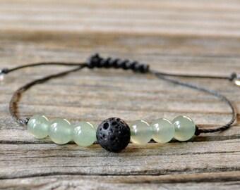 Diffuser Bracelet, Aventurine Bracelet, Beaded Diffuser, Essential Oils, Oil Diffuser, Yoga Bracelet, Meditation Bracelet, Healing Bracelet