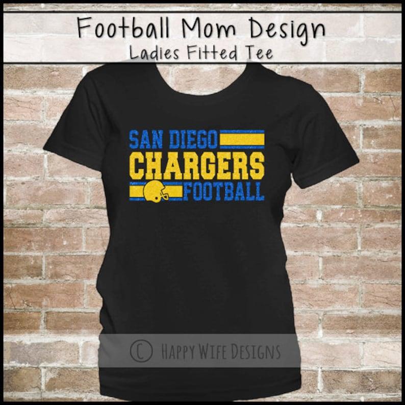 7a26022fbd4 Football Mom Shirt Glitter Football Mom Shirts Football