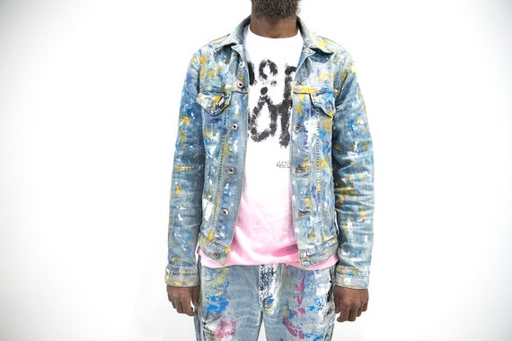 S+R Drygoods Denim Jacket Inspired by patina