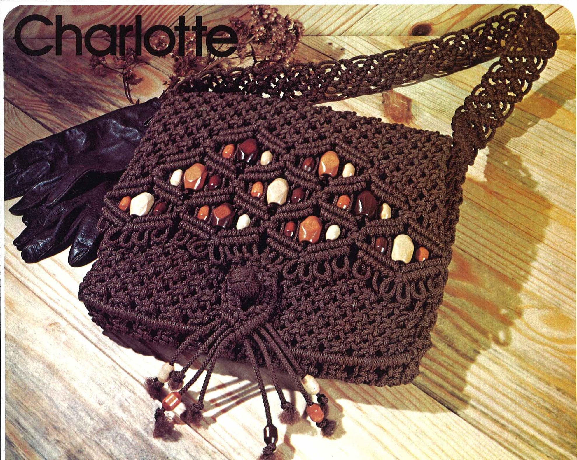 Vintage beaded purse patterns