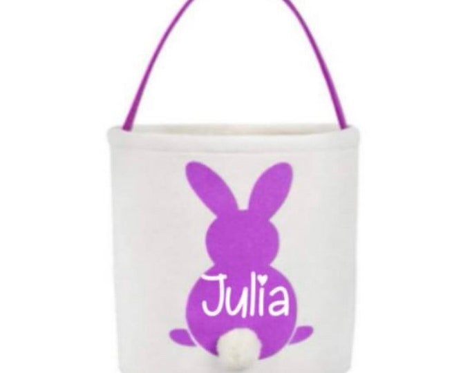 Personalized Easter Baskets/Easter Baskets/Kids Easter/Bunny Baskets/Easter/Baskets