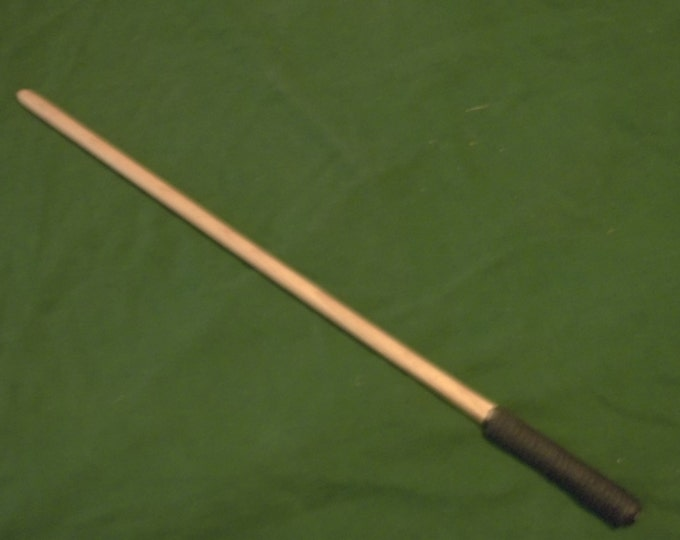 Wonderful Hickory Bostinado Cane! New! Handmade!