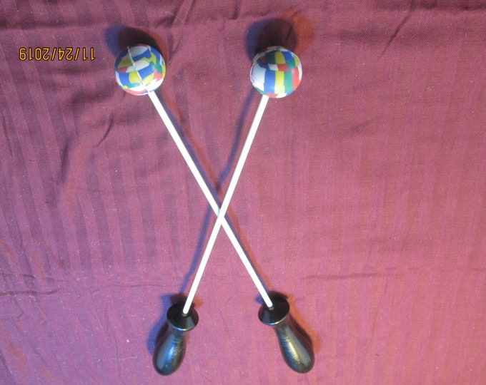 Multi Color Beater Balls! Handmade!