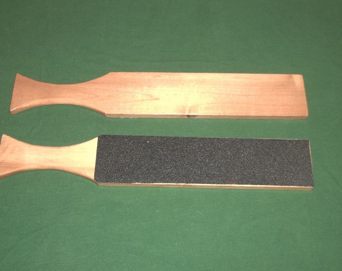 Handmade Nice N' Evil Paddle
