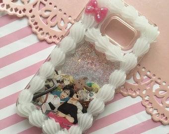 Decoden Yuri On Ice Samsung Galaxy S7 Case