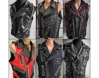 Men's custom vest