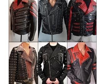Men's custom jacket