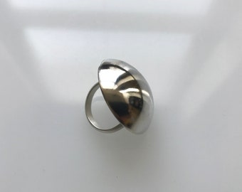 Sterling Dome Ring