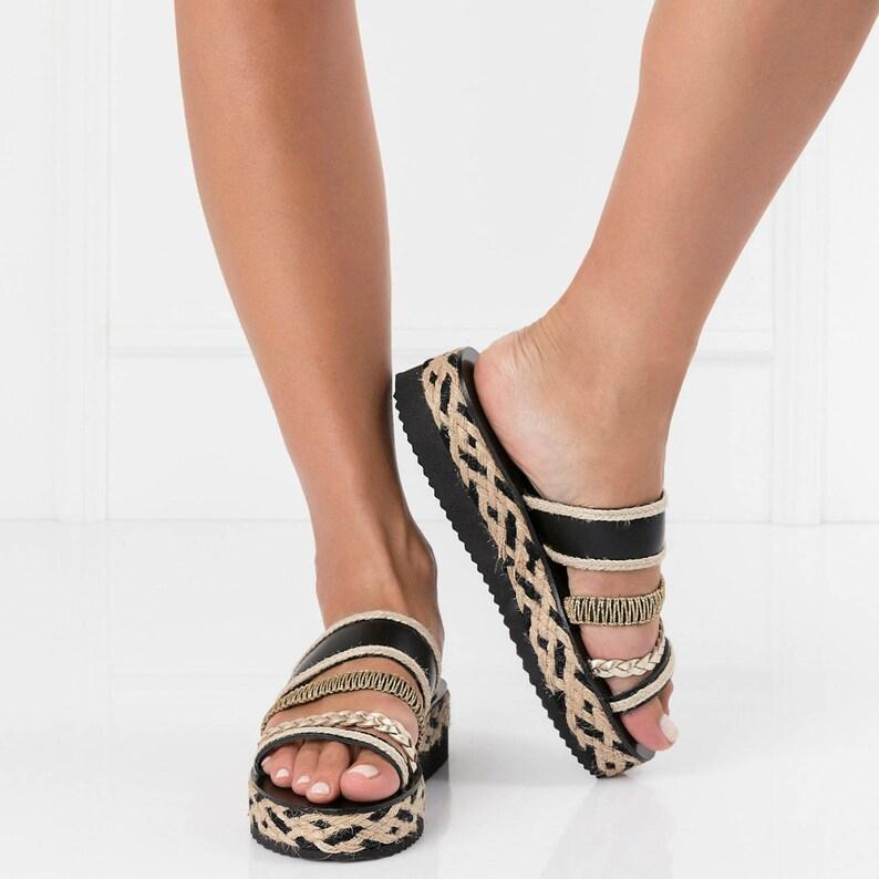 c36f34fd08e4 Boho womens sandalstrendy sandalsboho greek sandalsethnic