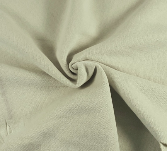 Cotton CORDUROY Fabric Material 16 Wale SAGE