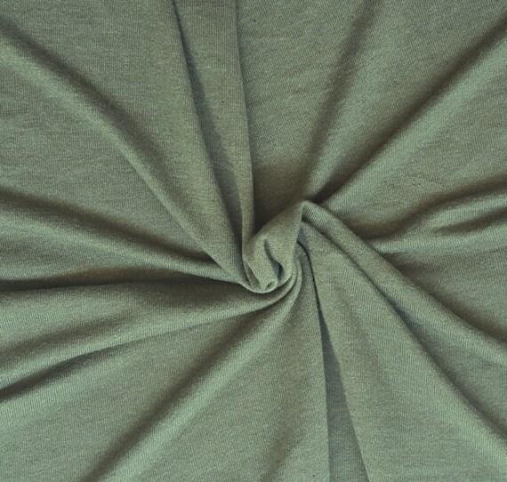 Black Modal Siro Compact Spandex Fabric by the Yard Jersey Knit 10//17