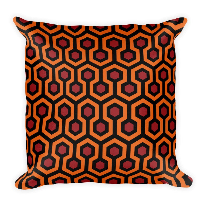 The Shining Gift Pillow  The Overlook Hotel  Stanley Kubrick image 0
