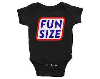 Fun Size Halloween Baby onesie