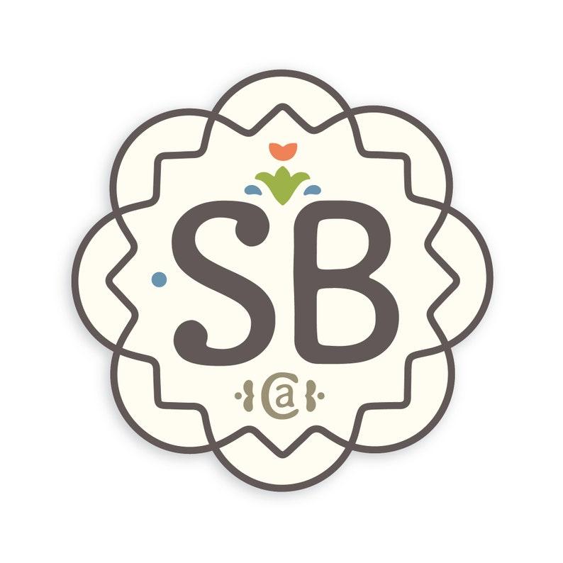 Santa Barbara Sticker image 0