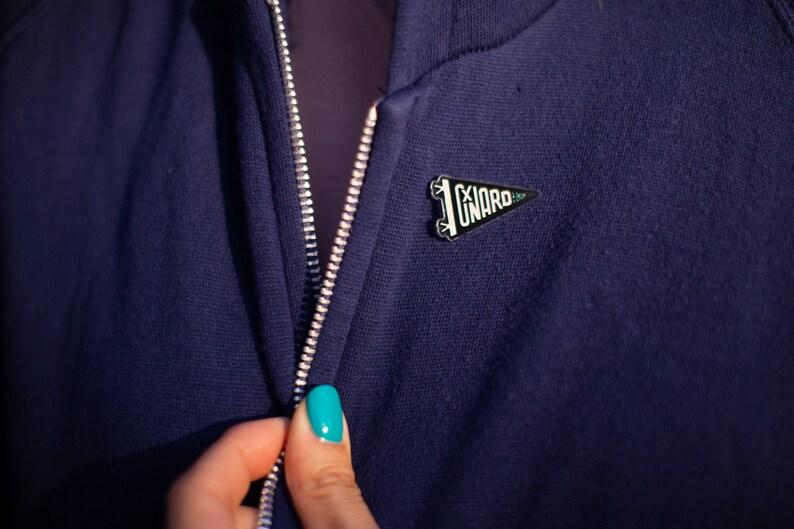 Oxnard Pin  Oxnard Penant Design Acrylic Pin image 0