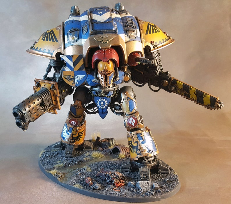 Imperial Knight Titan image 0