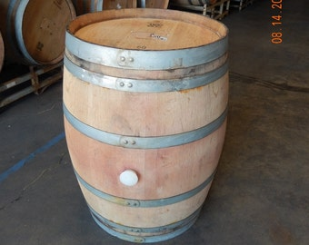 Used Wine Barrel 59 Gallons