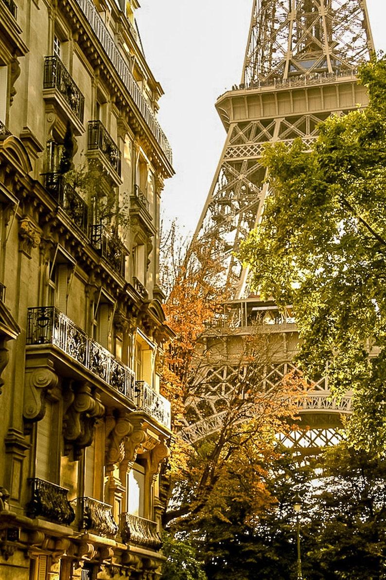Eiffel Tower photograph fine art paris photography travel image 0
