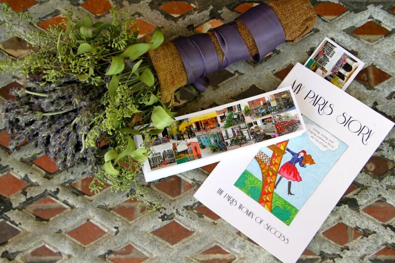 My Paris Story by the Paris Women of Success signed copy  image 0