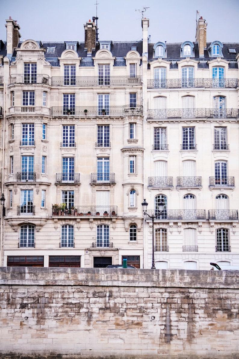 Parisian façades fine art paris photography by Julia Willard image 0