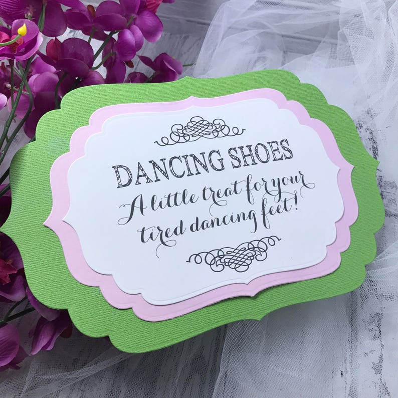 b184fdb946c1e Flip Flop Basket Sign Flip Flop for Wedding Guests Sign