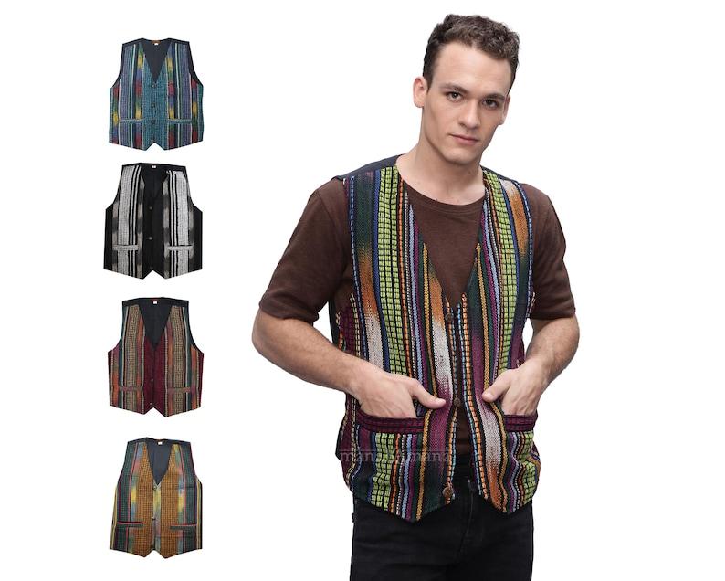 Men's Vest with 3 pockets