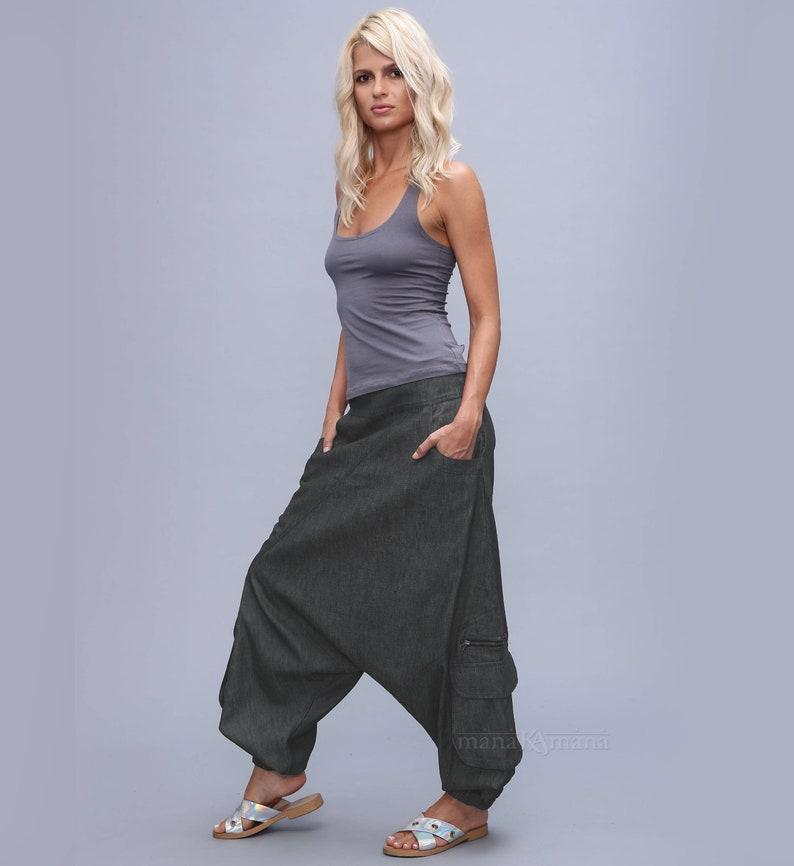 harembroek jeans