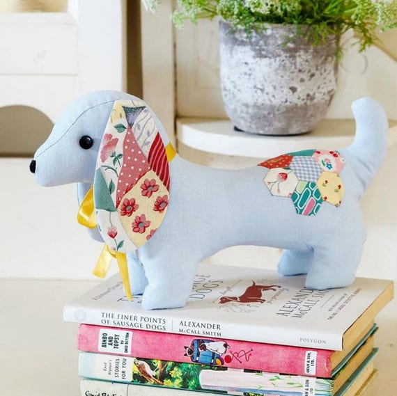 Dachshund Dog Sewing Pattern PDF