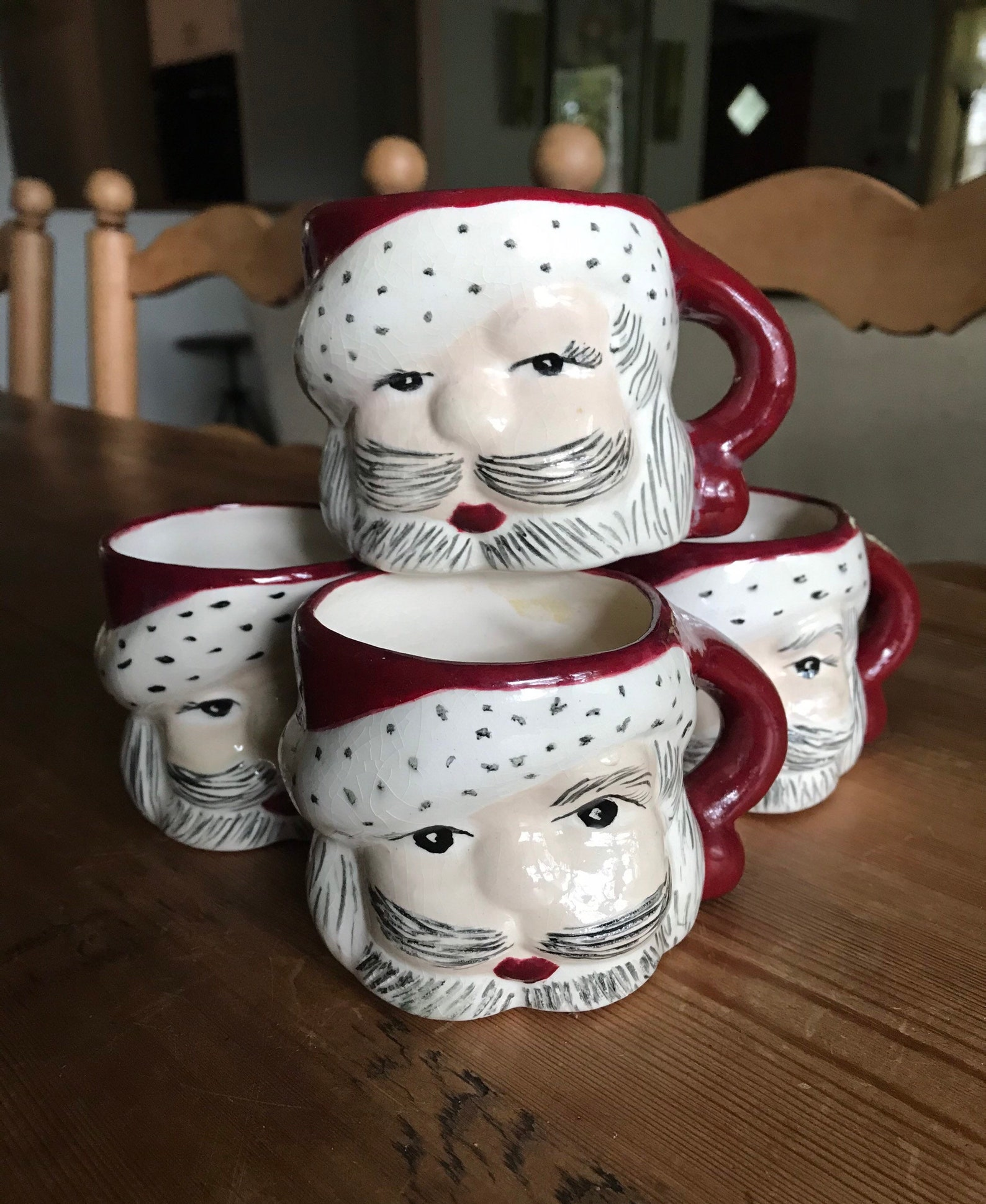 3D Santa Claus Mugs Page Six