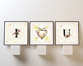 I Heart You, I Love You,Downloadable Printable, Honeymoon. Floral, Autumn, Letters, Honey Comb, Greenery Monogram, Art Letters