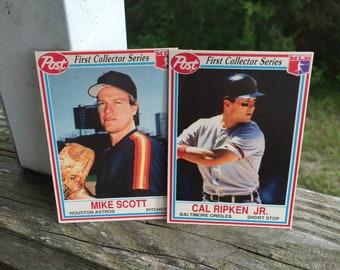 Cal Ripken Jr Cards Etsy