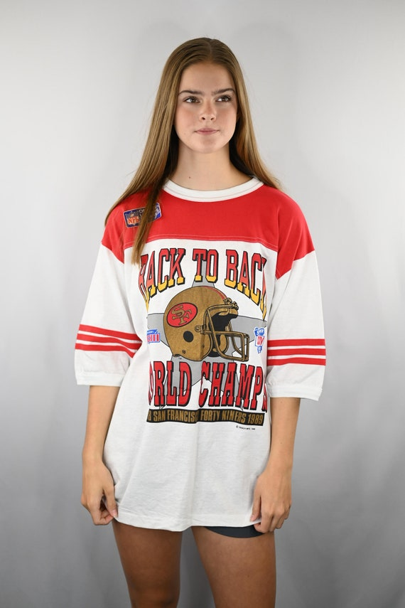 1989 Back-to-Back World Champs San Francisco 49ers