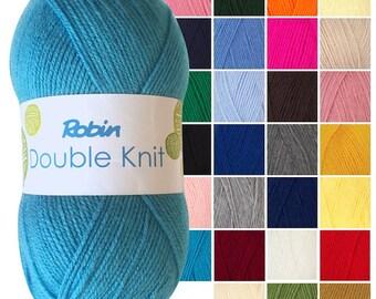 Robin Double Knit 100g 10balls