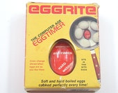 The quot Computer Age Eggtimer quot by Eggrite 1981