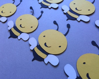 Set of 10 Bumble Bees